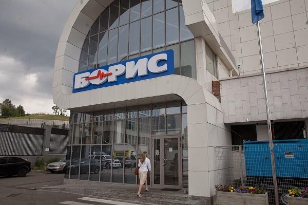 Система МСМед в клинике «Борис»
