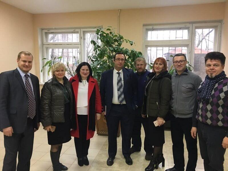 На Луганщине открыли инновационную амбулаторию