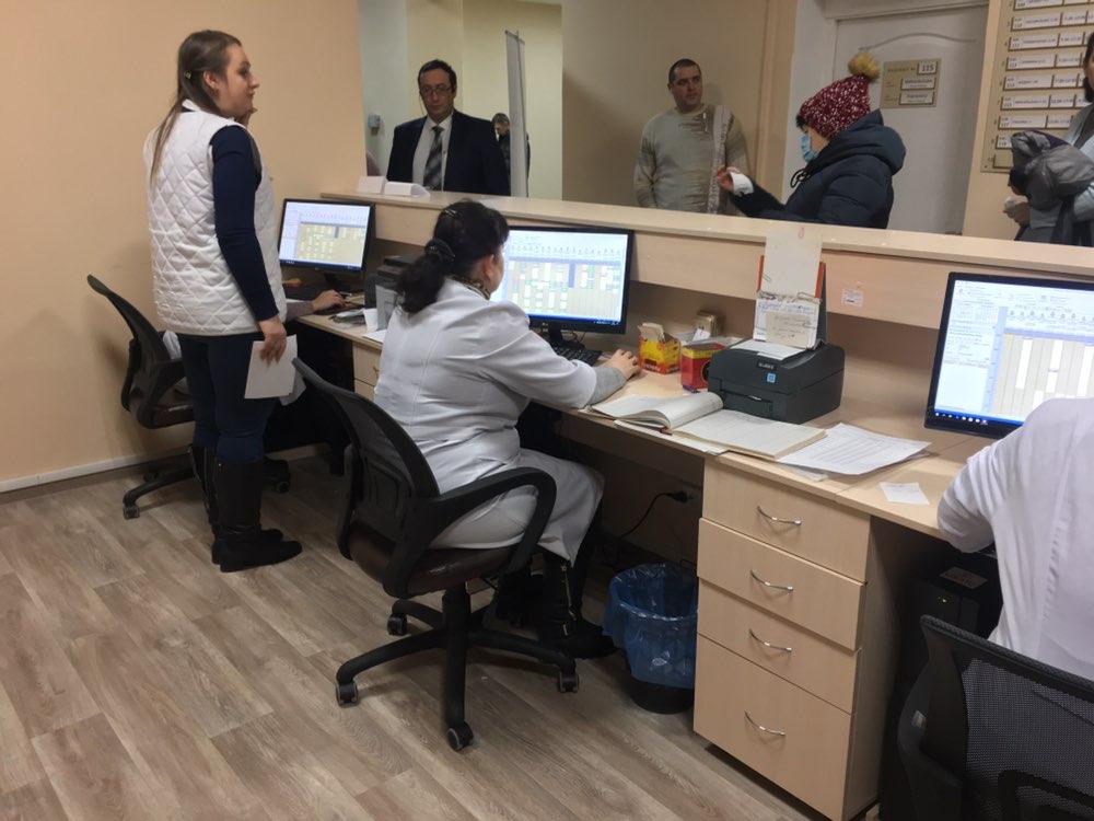 На Луганщині відкрили інноваційну амбулаторію