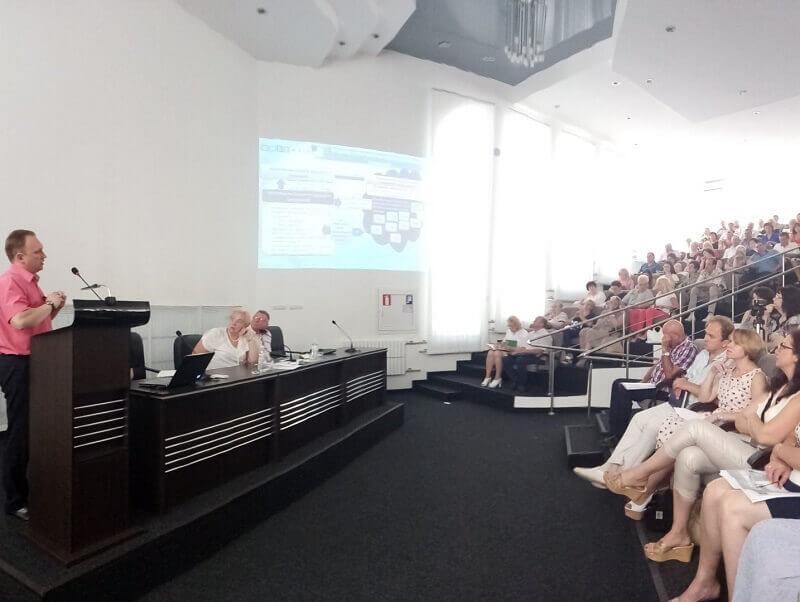 еHealth і медичні інформаційні системи: презентація в Харкові